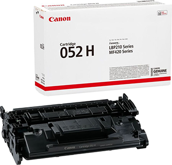 Картридж Canon 052 Bk H 2200 C 002