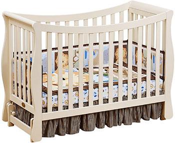 Детская кроватка Giovanni Fresco IVORY GB 2015 Y 120*60