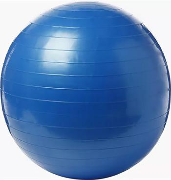 Мяч гимнастический Z-sports ВВ-001РР-30 (75см) мяч гимнастический фитбол semolina 2334 цвет синий