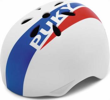 Шлем Puky PH-3 S/M (50-54) 9528 white белый kellys шлем dare небесно голубой s m 54 57см