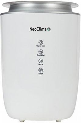 Увлажнитель воздуха Neoclima NHL-4.0 увлажнитель воздуха ультразвуковой neoclima nhl 200l отзывы