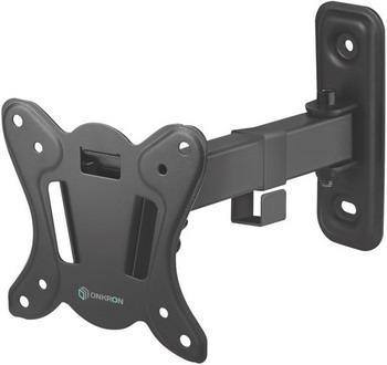 Фото - Кронштейн для телевизоров ONKRON BASIC R2 чёрный weber угольные брикеты weber 8 кг 17591 weber