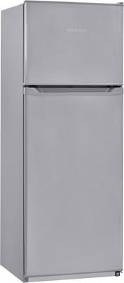 Двухкамерный холодильник NordFrost NRT 145 332 серебристый металлик цены