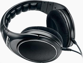 Фото - Накладные открытые наушники Shure SRH 1440 черный takstar микрофон для конференций черный