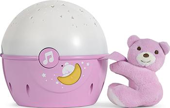 Игрушка-проектор Chicco ''Звёзды'' розовый
