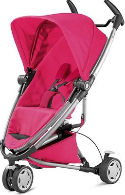 Коляска Quinny Zapp Xtra 2 pink passion 78909230 коляска прогулочная quinny yezz blue трек 76505130