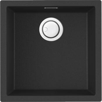 Кухонная мойка Omoikiri Yamakawa 45-U/I-GB Artceramic  графит (4993781)