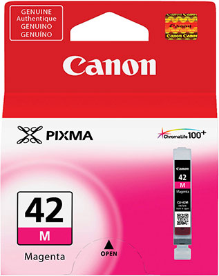 Картридж Canon CLI-42 M 6386 B 001