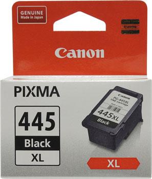 Фото - Картридж Canon PG-445 XL 8282 B 001 Чёрный трикотаж для собак yoriki витаминка мальчик размер xl 32см
