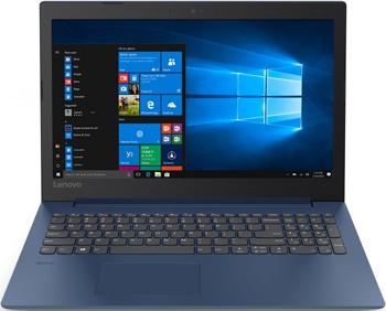 Ноутбук Lenovo IdeaPad 330-15 AST Midnight Blue (81 D 600 KDRU) ноутбук lenovo ideapad 330 17 ikbr 81 dm 006 kru серый