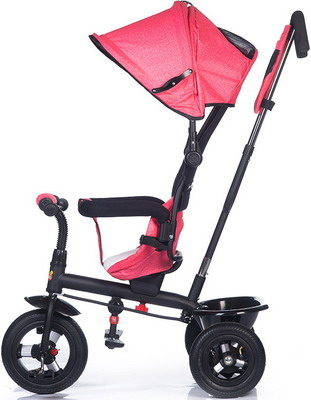 Велосипед Babyhit Kids Tour XT RED LINEN велосипед babyhit kids ride лазурный