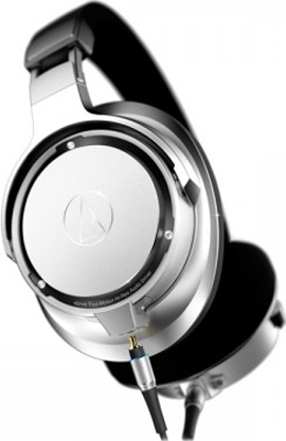 Hi-Fi наушники Audio-Technica ATH-SR9 журнал what hi fi monitor audio