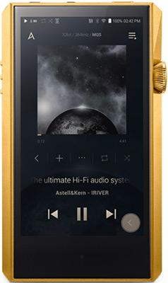 Hi-fi Портативный плеер Astell&Kern SP1000M Gold портативный hi fi плеер iriver astell