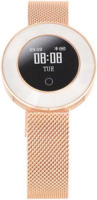 Часы KREZ TANGO G ремешок золотой цена и фото