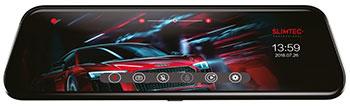 Автомобильный видеорегистратор SLIMTEC Dual M9