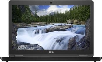 Ноутбук Dell Latitude 5590 i7 (5590-1580) Черный ноутбук 16 гб оперативной памяти