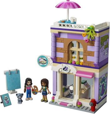 Конструктор Lego Художественная студия Эммы 41365 цена