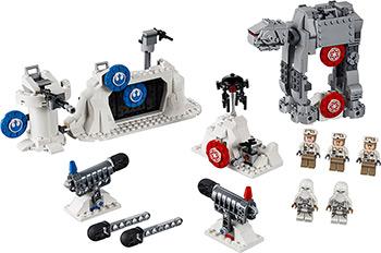 Конструктор Lego Star Wars TM Защита базы «Эхо» 75241