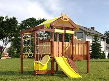 Игровой комплекс Савушка Baby Play - 6 СБП-6