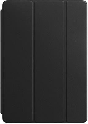 Чехол-обложка Apple Leather Smart Cover для iPad Pro 10 5 Black (черный) MPUD2ZM/A