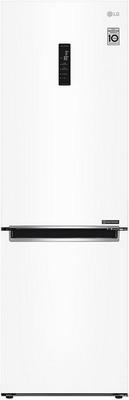 Двухкамерный холодильник LG GA-B 459 MQSL белый двухкамерный холодильник lg ga b 459 sqcl белый