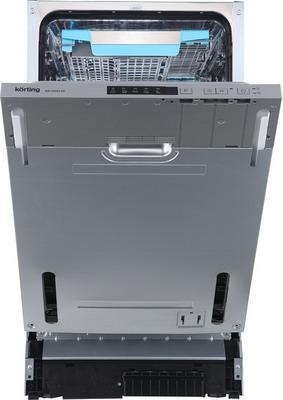 Полновстраиваемая посудомоечная машина Korting KDI 45460 SD фото