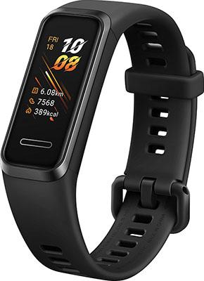 Фитнес-браслет Huawei Band 4 Pro черный