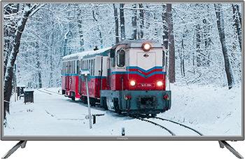 LED телевизор Prestigio PTV43SS04Y_CIS_ML серебристый
