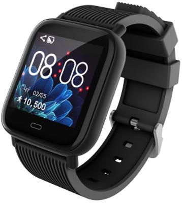 Спортивные умные часы JET SPORT SW-2 черный