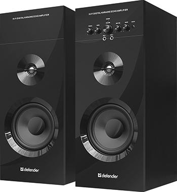 Акустическая система 2.0 Defender Mercury 60 BT 60Вт Bluetooth Karaoke 230В (65760)