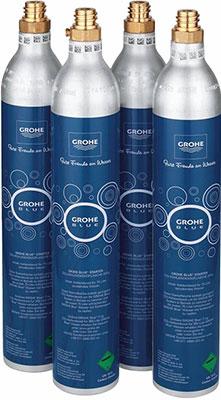 Комплект баллонов Grohe Blue (4 шт) 40422000