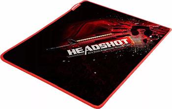 Коврик для мыши игровой A4Tech Bloody B-072 черный/рисунок коврик a4tech bloody b 072 offense armor s 89829 черный красный
