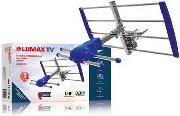 Фото - ТВ антенна Lumax DA2204A наружная антенна lumax da2504p