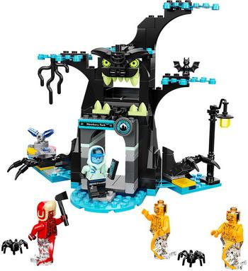 Конструктор Lego Hidden Side Добро пожаловать в 70427