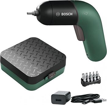 Аккумуляторная отвертка Bosch IXO VI Classic 06039C7020