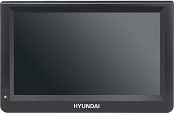 DVD-плеер Hyundai H-LCD1200 11.6/1366x768 SD/MMC черный