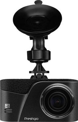 Автомобильный видеорегистратор Prestigio RoadRunner 350 черный автомобильный видеорегистратор prestigio roadrunner 415gps черный