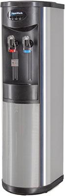 Кулер для воды Aqua Work 1C (серебристый/черный)
