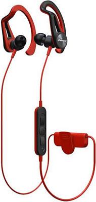 Фото - Наушники с микрофоном Pioneer SE-E7BT-R Bluetooth вкладыши красный наушники с микрофоном defender gaming lester 64541 черный красный