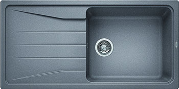 Кухонная мойка Blanco SONA XL 6S SILGRANIT алюметаллик кухонная мойка blanco sona xl 6s silgranit антрацит