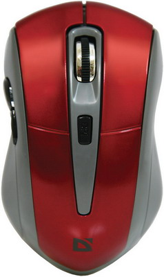 Мышь Defender Accura MM-965 красный 52966 цена и фото