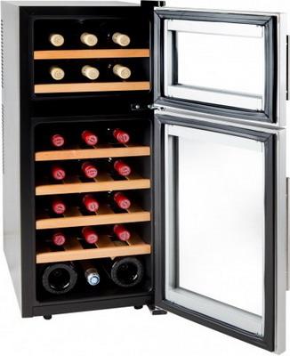 все цены на Винный шкаф Cavanova CV 021-2T онлайн