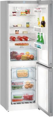 Двухкамерный холодильник Liebherr CNPel 4313-21 цены