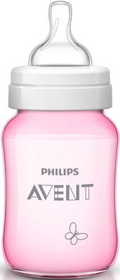 Бутылочка для кормления Philips Avent SCF 573/13 бутылочка для кормления philips avent с мягким носиком и ручками от 4 месяцев цвет белый