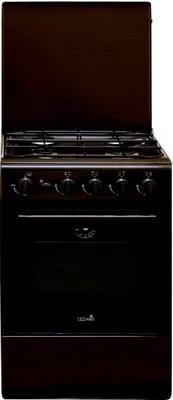 Газовая плита Cezaris ПГ 2100-02 коричневый