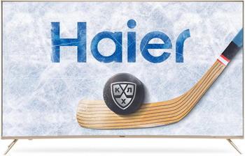 4K (UHD) телевизор Haier LE 55 Q 6500 U цена и фото