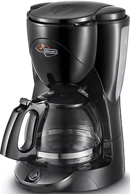 Кофеварка DeLonghi ICM2.1B