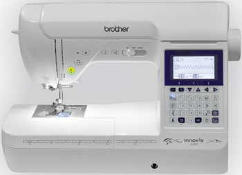 Швейная машина Brother Innov-is F 420 4977766763936