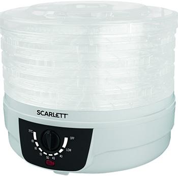 все цены на Сушилка для овощей Scarlett SC-FD 421004 онлайн