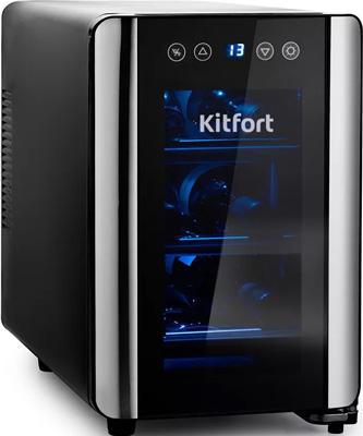Винный шкаф Kitfort